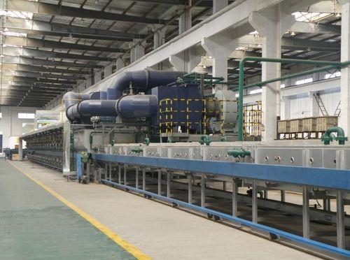 中国ニュースについて Huacheng の LOI 達成されるドイツ装置(ドイツから輸入される Furnce)の改善!