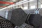 中国 DIN1629 ST37 ST44 ST52 の円形の穏やかな鋼鉄管、化学機械継ぎ目が無い鋼鉄管 代理店