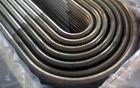 中国 ニスの表面は構造 U のくねりの管 DIN1629/DIN1630/DIN 17175 を溶接しました 代理店